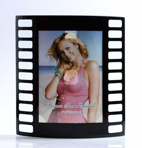 13x18 cm Film Şeritli Cam Çerçeve (tekli)
