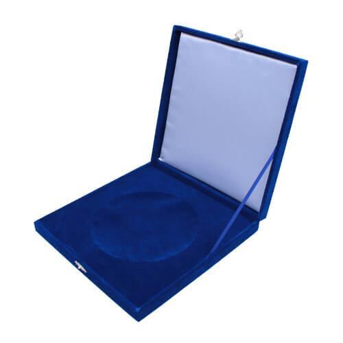20 cm Tabak Kutusu (Mavi )