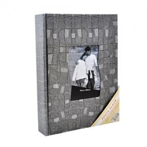 Gri 200 lük 10x15cm Fotoğraf Albümü