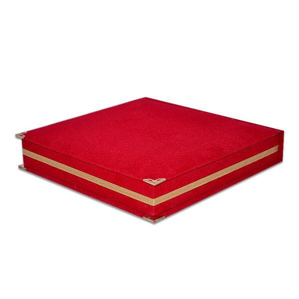 25 cm Tabak Kutusu (Kırmızı)