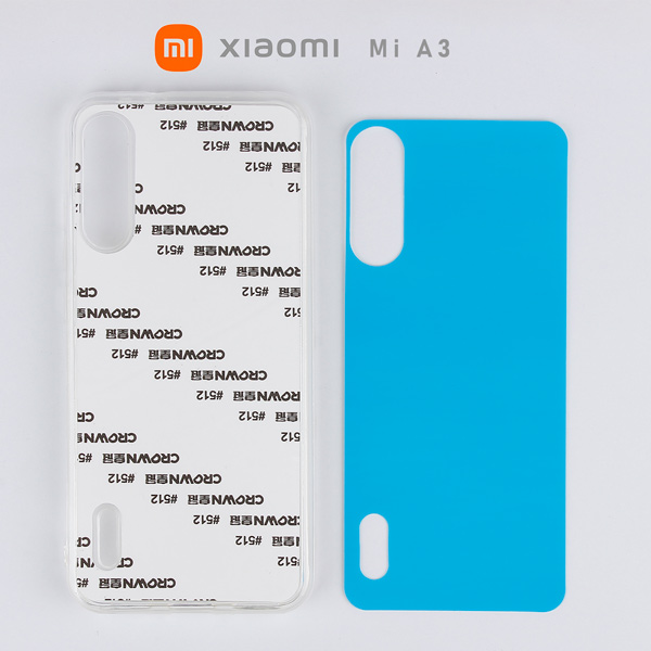 2D Sublimasyon Silikon Xiaomi Mİ A3
