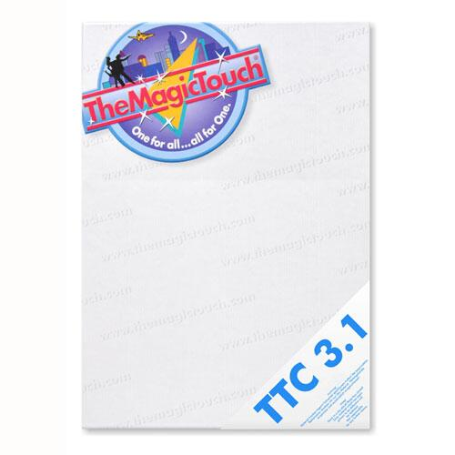 A4 Lazer Magictouch TTC 3.1 Açık Zemin Tekstil Transfer Kağıdı