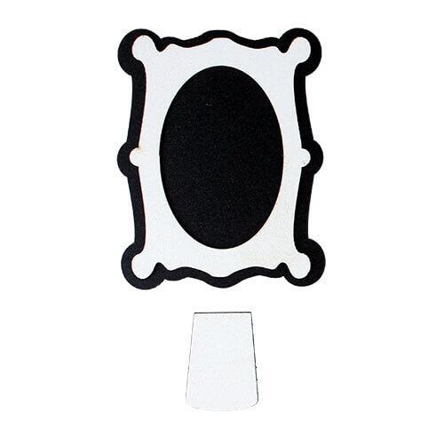 Ahşap 6x9 cm Çerçeve (Siyah)