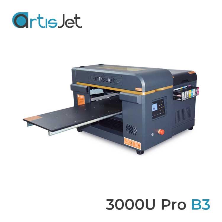 artisJet 3000U PRO B3 UV Baskı Makinesi