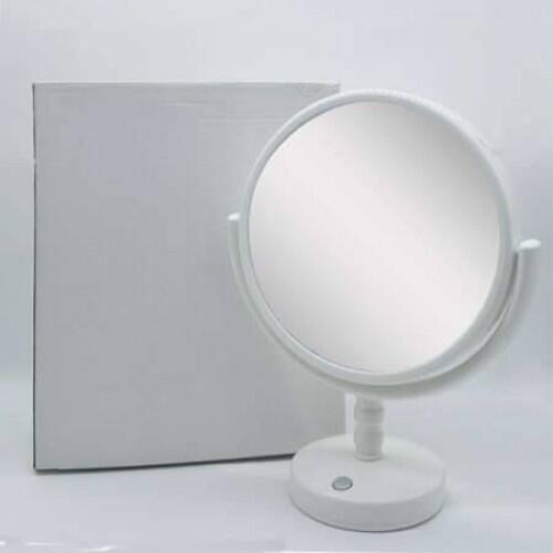 Sihirli Çift Taraflı Led Ayna Çerçeve-Yuvarlak