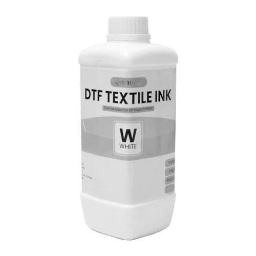 DTF Beyaz Tekstil Baskı Mürekkebi 1 LT