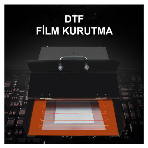 DTF Film Kurutma Fırını