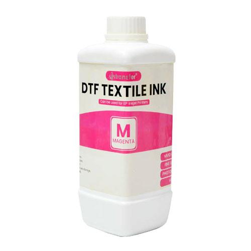 DTF Kırmızı Tekstil Baskı Mürekkebi 1 LT