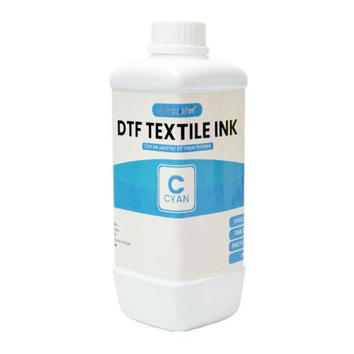 DTF Mavi Tekstil Baskı Mürekkebi 1 LT