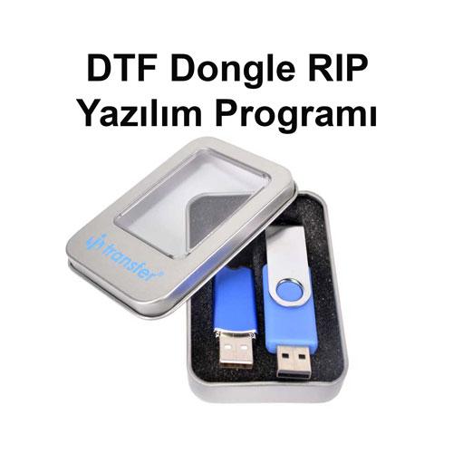 DTF Rip Yazılım Programı