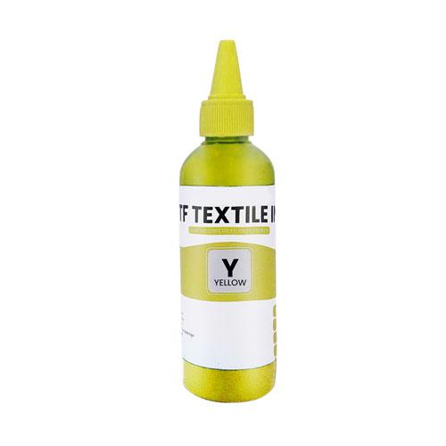 DTF Sarı Tekstil Baskı Mürekkebi 100 ml