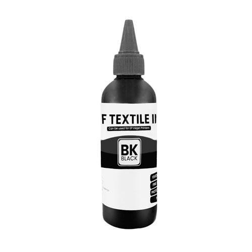 DTF Siyah Tekstil Baskı Mürekkebi 100 ml