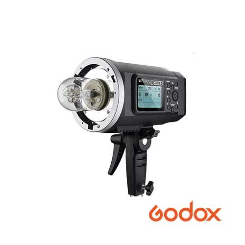 Godox AD600B TTL Taşınabilir Paraflaş Kit