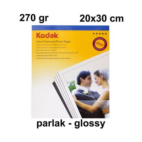 A4 Kodak 20x30 Parlak (Glossy) Fotoğraf Kağıdı 270 gr