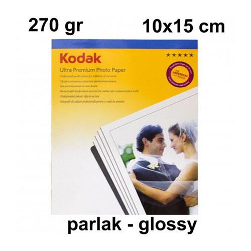 Kodak 10x15 Parlak (Glossy) Fotoğraf Kağıdı 270 gr