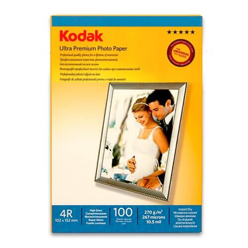 Kodak 13x18 Parlak (Glossy) Fotoğraf Kağıdı 270 gr