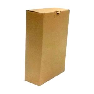 - Kraft Karton Kristal Plaket Kutusu (1)