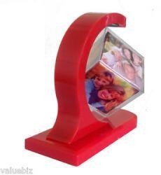 Magnetik Küp Çerçeve - kırmızı