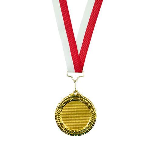 Sublimasyon Altın Madalya 5.5 cm