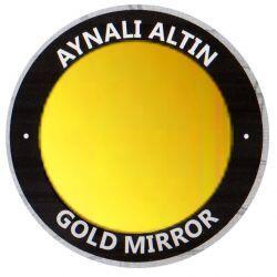 Sublimasyon Aynalı Altın Metal 30x60 cm - 0,45 mm