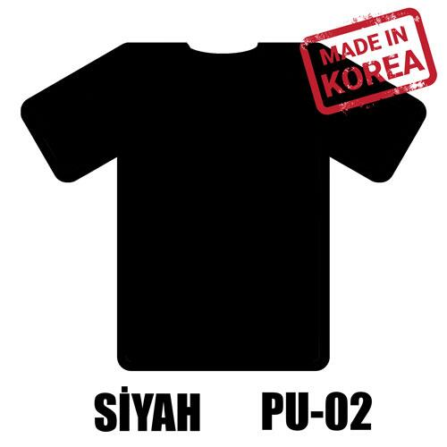 Siyah Flex / 51 cm x 2 m=1 m2