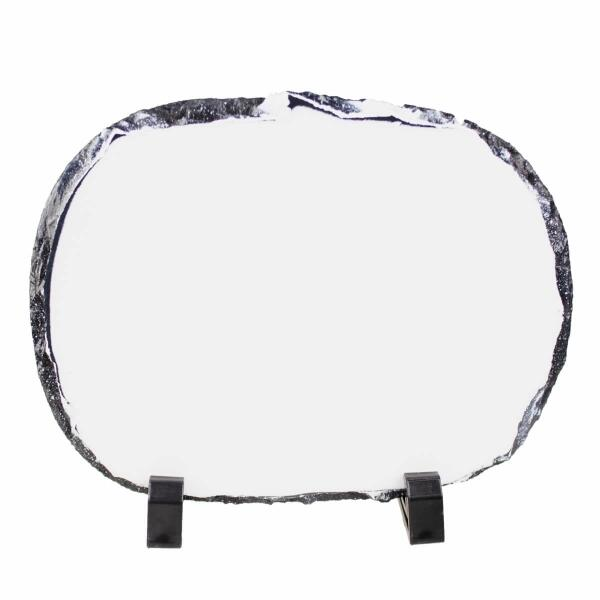 Sublimasyon Oval Dikdörtgen Taş 19x14 cm