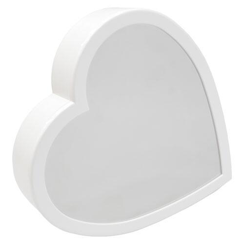 Sihirli Led Ayna Çerçeve-Kalp