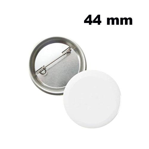 Uv Baskı İçin 44 mm İğneli Buton Rozet